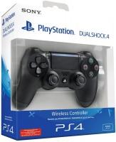 sony new dualshock 4 wireless controller v2 black ps4