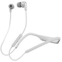 skullcandy smokin bud 2 bluetooth earphones whitechrome