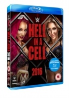 wwe hell in a cell 2016 blu ray movie