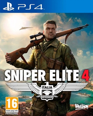 Photo of Sold Out Software Sniper Elite 4