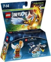 lego dimensions fun pack chima eris for ps3ps4xbox 360xbox