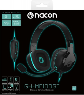 Photo of NACON - Stereo Gaming Headset GH-100