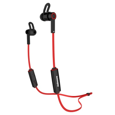 Photo of Jabees Obees Bluetooth Sports In-Ear Headphones Black V4.1