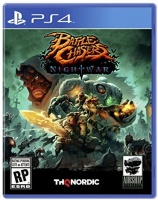 battle chasers nightwar us import ps4