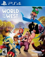 world to the west us import ps4