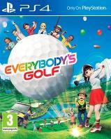 everybodys golf ps4