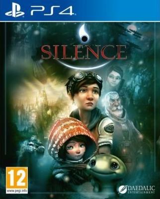 Photo of Nordic Games Publishing AB Silence