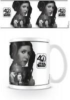 Star Wars 40th Anniversary Princess Leia Mug
