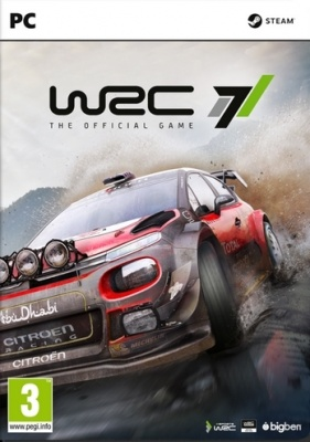 WRC 7 PC Game