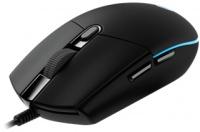 logitech g102 prodigy gaming mouse usb optical 6000dpi