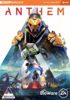 Anthem Code in a Box PC Game