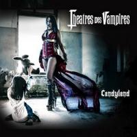 theatres des vampires candyland cd