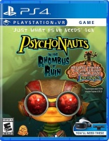psychonauts in the rhombus of ruin ps4