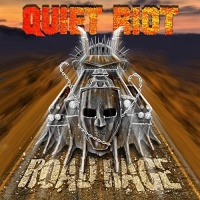 frontiers records quiet riot road rage cd amplifier