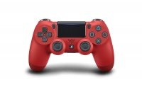 sony playstation dualshock 4 controller new version 2 red