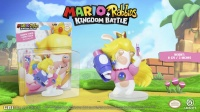 Mario Rabbids Kingdom Battle Rabbid Peach 3 Figurine