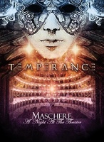 temperance maschere a night at the theater region 1 dvd