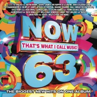 now 63 thats what i call music various cd