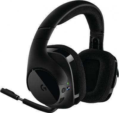 Photo of Logitech G533 Wireless 7.1 DTS Monaural Head-band Headset - Black
