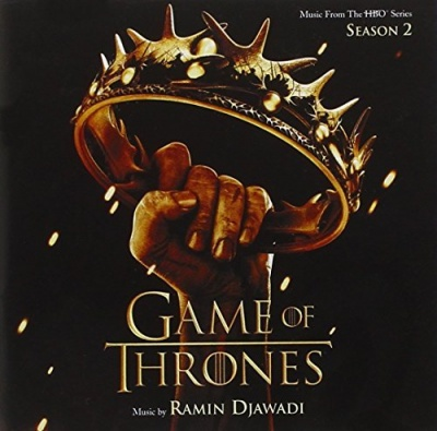 Photo of Game of Thrones Season 2: Music From HBO Series