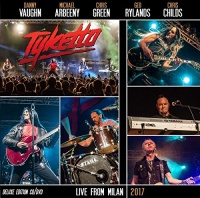 tyketto live in milan 2017 cd