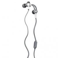 ifrogz summit secure fit sport earphones white