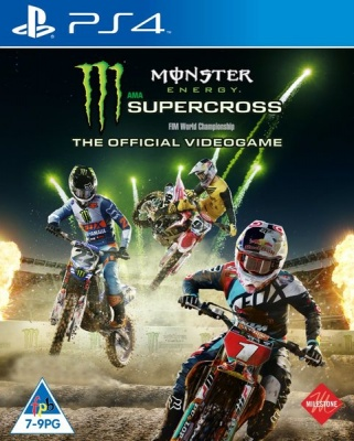 Photo of Milestone Monster Energy Supercross - The Official Videogame