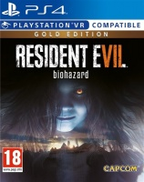 resident evil 7 biohazard gold edition ps4