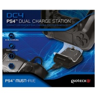 gioteck dc4 dual charge station usb powered ps4