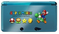 hori officially licensed 3ds mario protector skin set nds