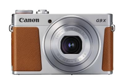 Photo of Canon PowerShot G9 X Mark 2 Compact 20.1MP - Brown & Silver Digital Camera