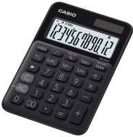 casio ms 20uc bk s ec black 12 digit desktop calculator