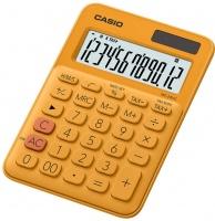 casio ms 20uc rg s ec orange 12 digit desktop calculator