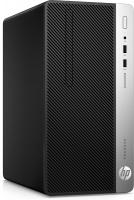 hp 400 g4 i3 7100 ram hdd micro tower desktop pc 4gb