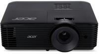 acer essential x118 dlp 3d svga 3600lm projector black