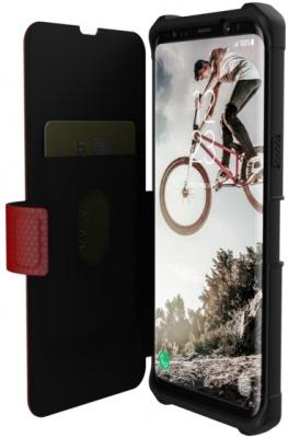 Photo of Urban Armor Gear UAG Metropolis Series Folio Case for Samsung Galaxy S8 - Black