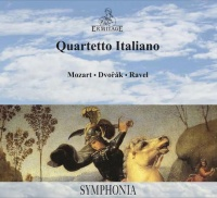 Quartetto Italiano Mozart Dvorak Ravel String Quartets