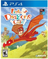 little dragons cafe us import ps4