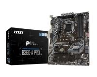 msi b360apro motherboard