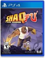 shaq fu a legend reborn us import ps4