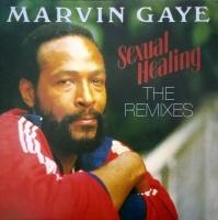 marvin gaye sexual healing the remixes vinyl