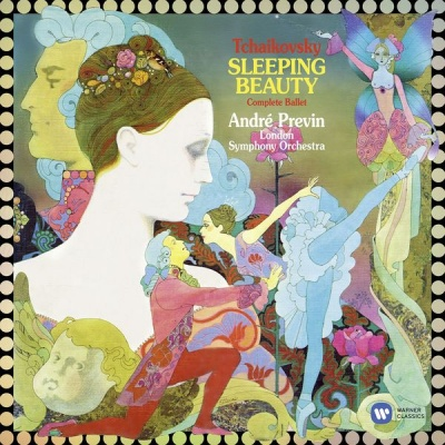 Photo of Andre Previn - Tchaikovsky: the Sleeping Beauty