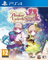 atelier lydie and suelle the alchemists mysterious