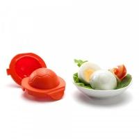 Monkey Business Football Egg Mould Orange