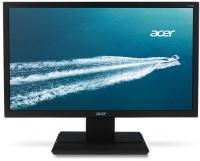 acer v6 v206hqlbb 195 inch led hd monitor black