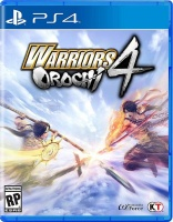 warriors orochi 4 us import ps4