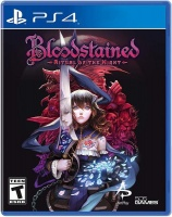 bloodstained ritual of the night us import ps4