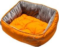 Rogz Lapz Luna Podz Orange Paw Design