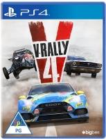 v rally 4 ps4