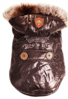 Dogs Life Dogs Life Royal Parka Jacket With Hood Black